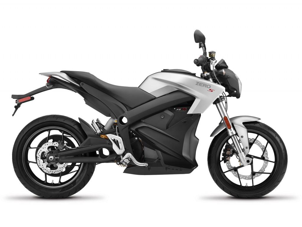 2018 Zero S electric motorcycle