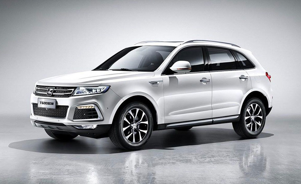 Chinese automaker Zotye plans to sell a crossover SUV in US