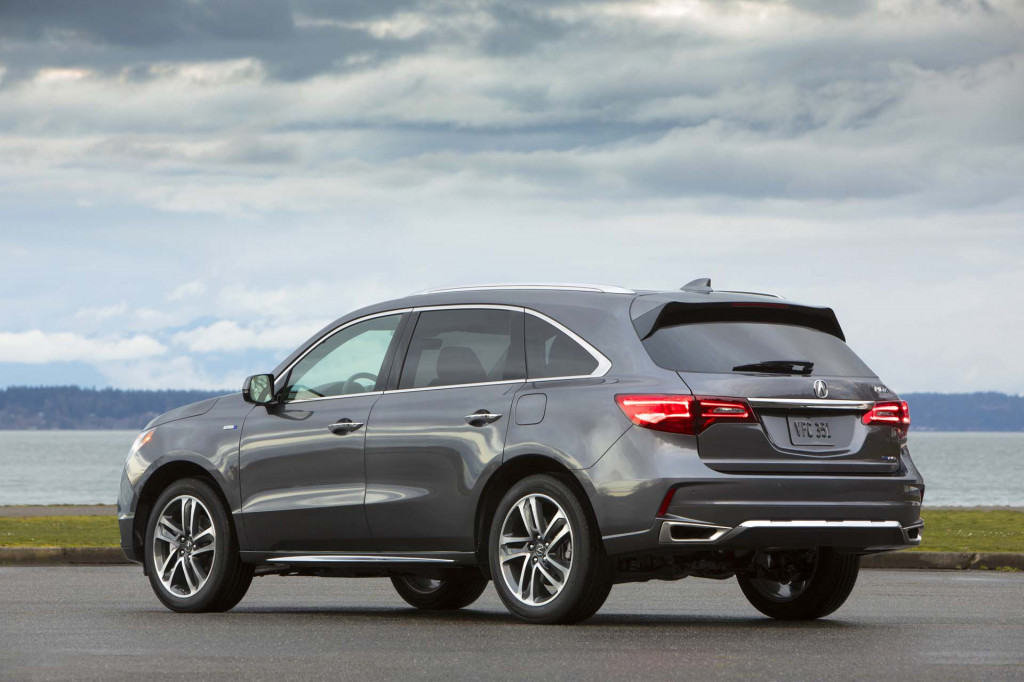 325K Acura MDX crossover SUVs recalled over bad taillights