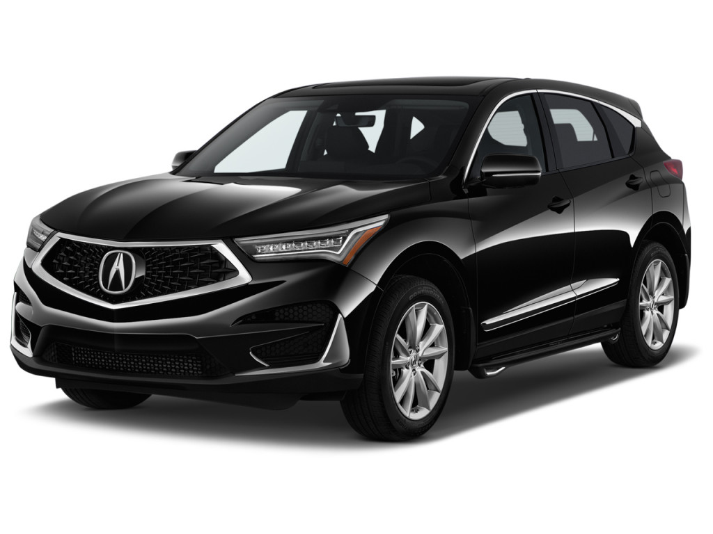 2019 Acura Rdx Review Ratings Specs Prices And Photos The Car Connection