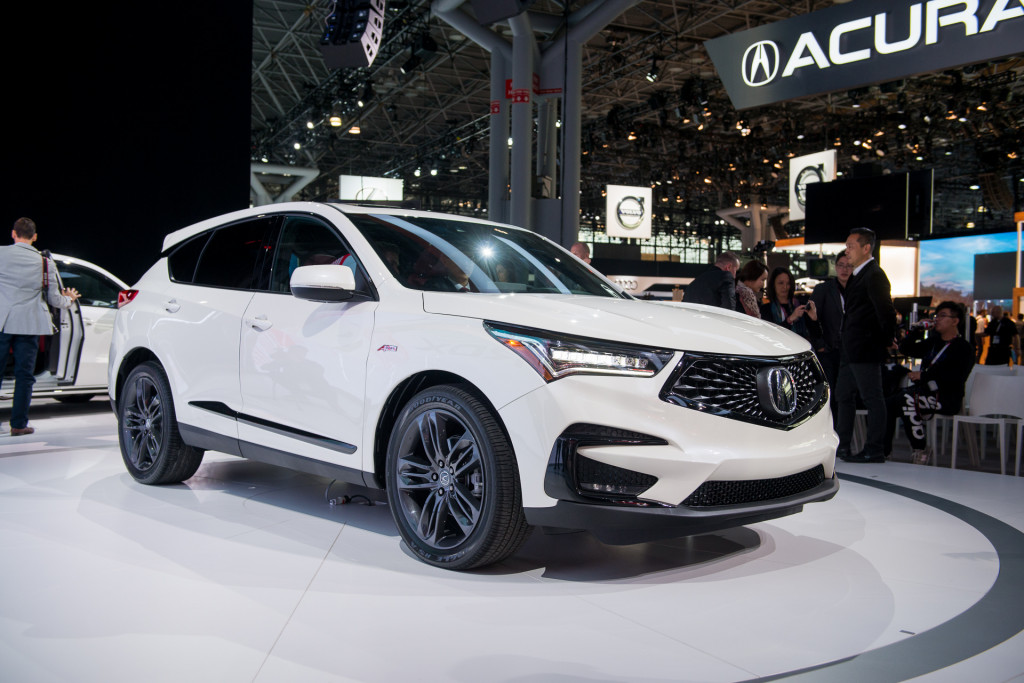 2019 acura rdx gets 38 295 base price tops out just below 50 000