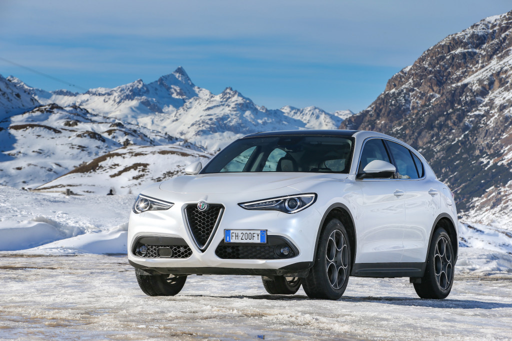 No, you're not crazy; Alfa Romeo recalls 22K Stelvio, Giulia models for optimistic gas gauges