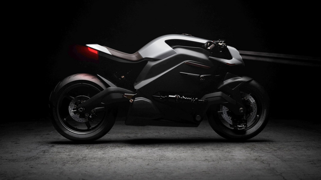 Arc Vector electric motorcycle will tackle the Goodwood Festival of Speed hill climb
