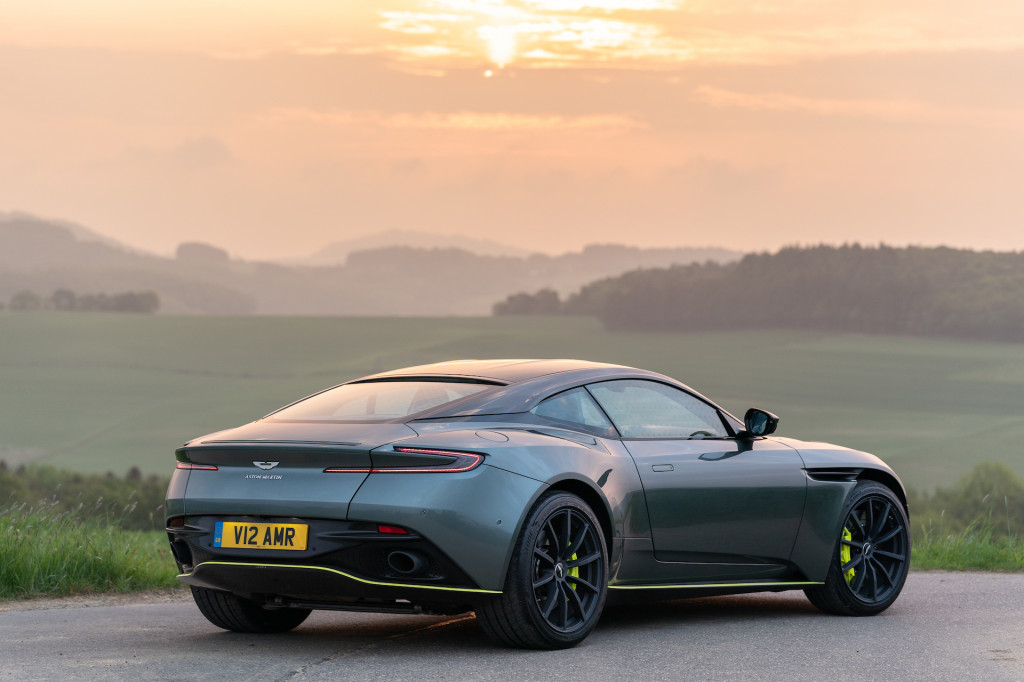 2019 Aston Martin DB11 AMR first drive review: continuous improvement rings true