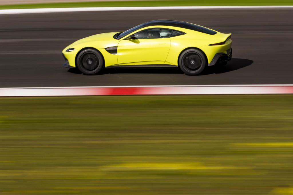 2019 Aston Martin Vantage first drive review: tilting at windmills