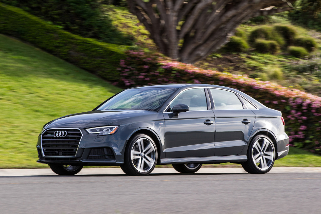 Audi A3 Sedan >> 2019 Audi A3 Review Ratings Specs Prices And Photos