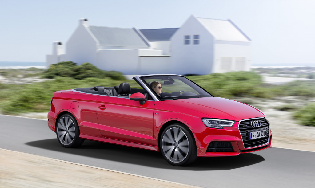 Audi A3 Cabriolet to bow out after 2019