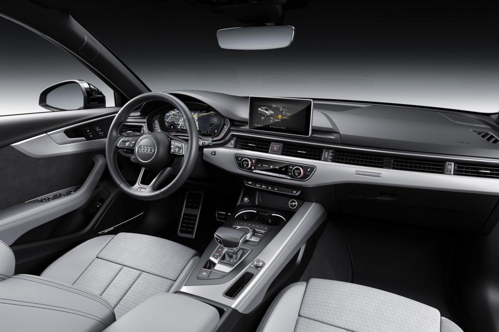 Sharper look for 2019 Audi A4