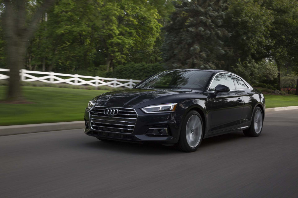 2019 Audi A5 Review Ratings Specs Prices And Photos The Car