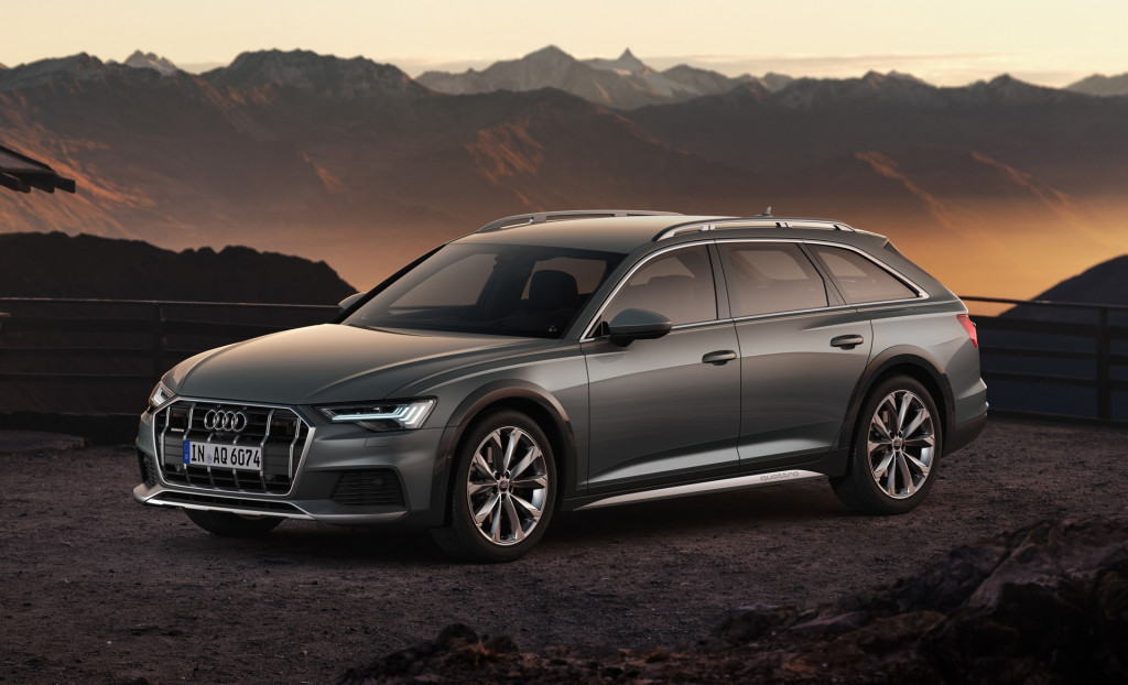 Audi A6 Allroad may join RS 6 Avant in US