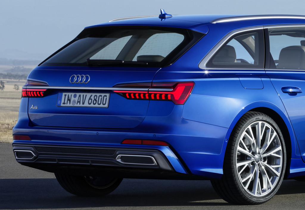 2019 Audi A6 Avant Wagon Revealed News About Cool Cars