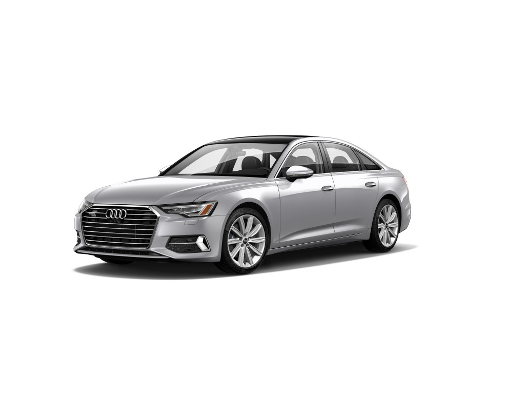2019 Audi A6 luxury sedan debuts with entry-level turbo-4 for $55,095