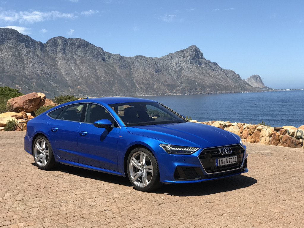 Audi A First Drive Review Evolution In Africa News About - Cool first cars