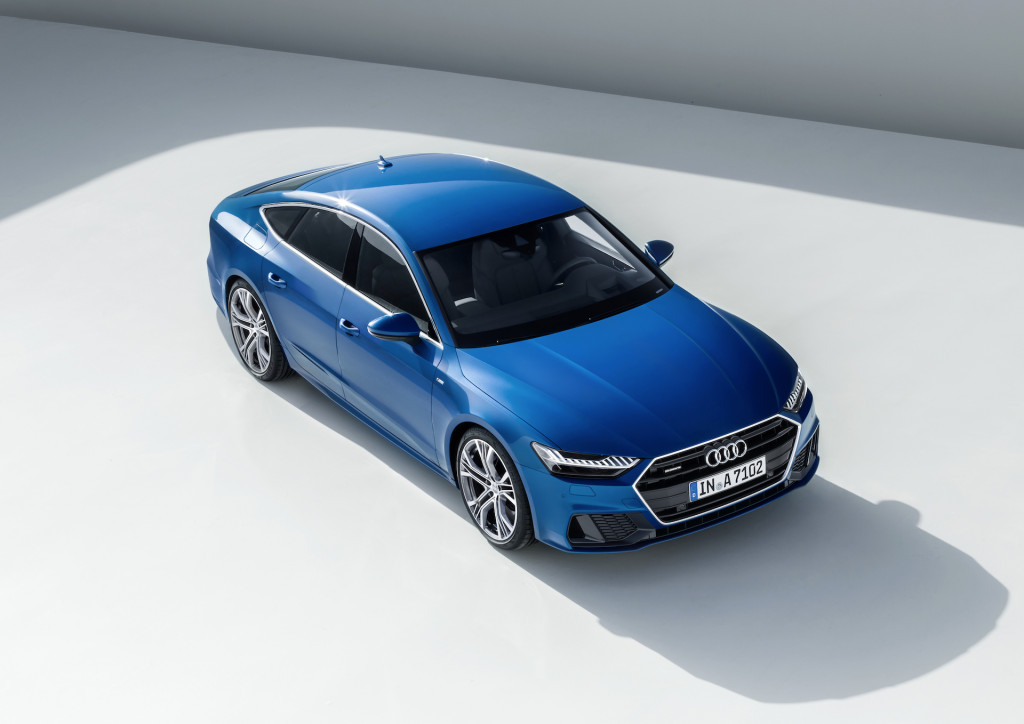 2019 Audi A7 first drive review: evolution in Africa