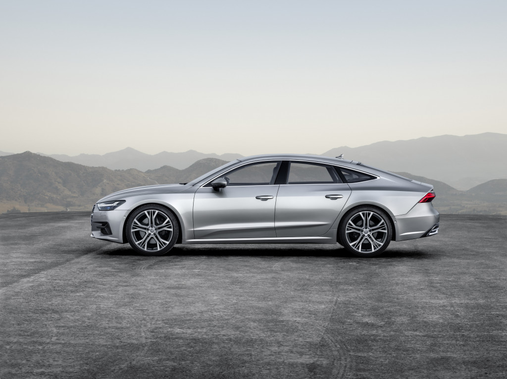 2019 Audi A7 priced from $68,995