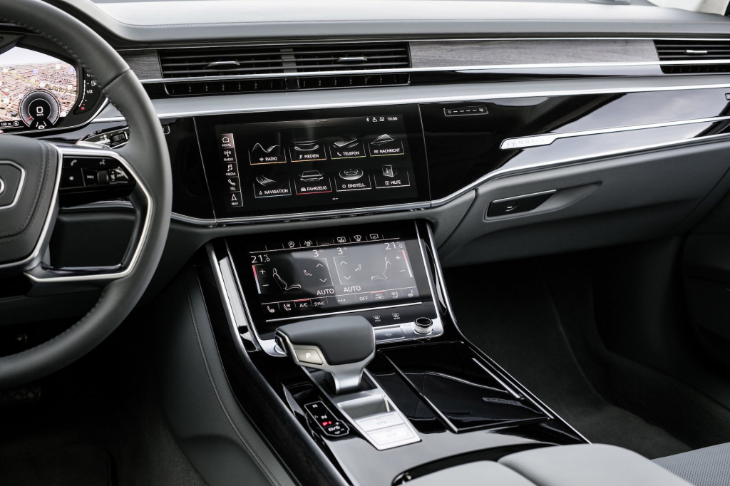 2019 Audi A8 priced, Level 3 self-driving tech not coming to US