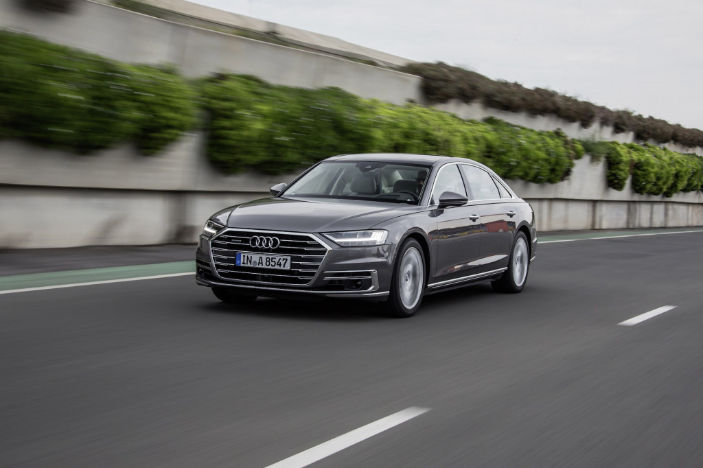 Audi says extra-luxurious A8 model coming