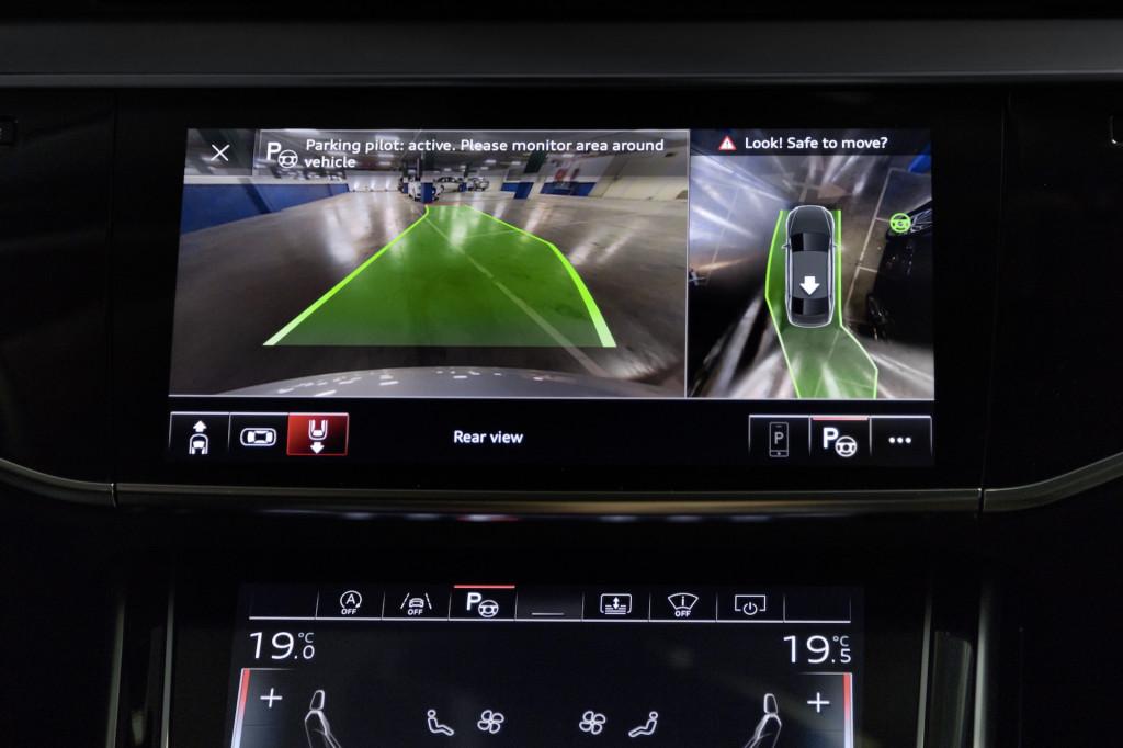 Audi AI Parking Pilot