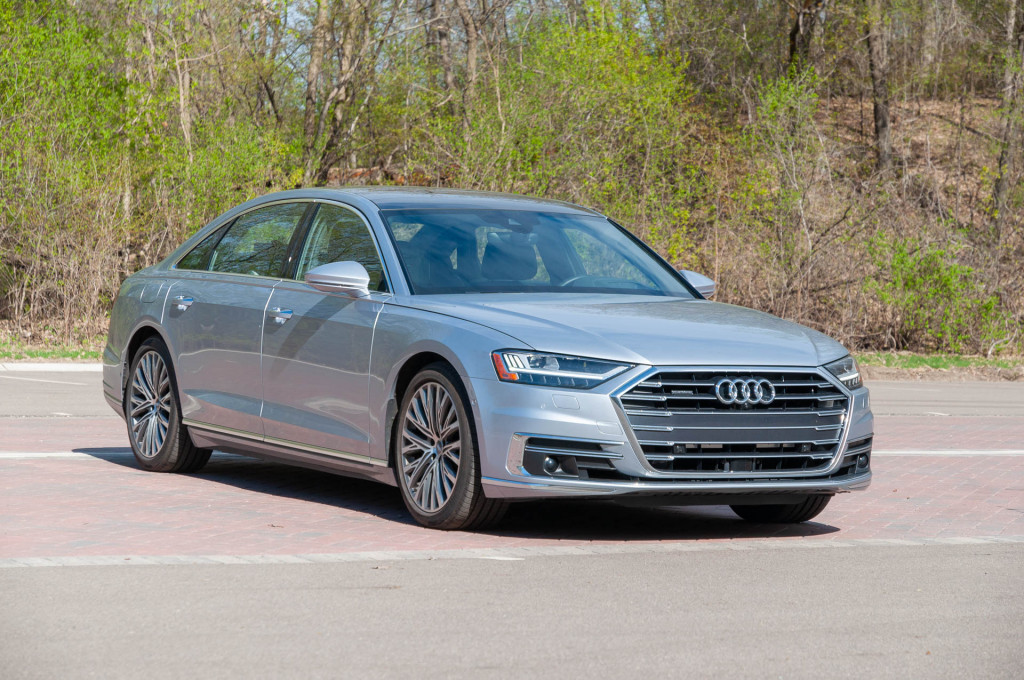 Review update: The 2019 Audi A8 L is the understated way to arrive