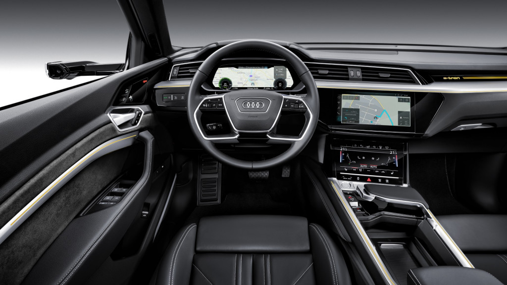 Image result for audi e tron suv launch