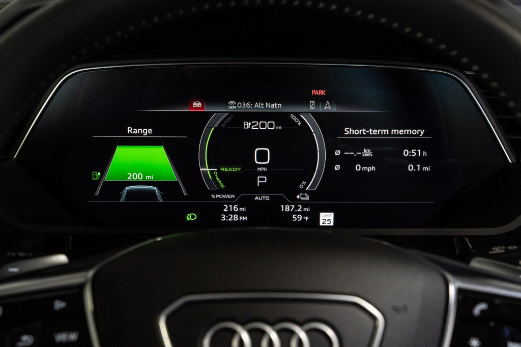"Audi E-tron recalled for battery seal, potential ""thermal event"""