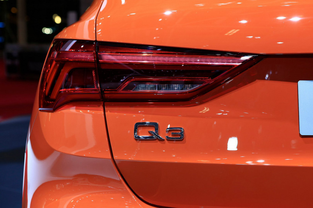 2019 Audi Q3 bows with sporty look, high-tech cabin