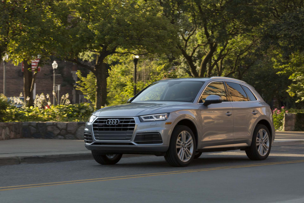 Audi Q5 recalled over brake failure risk