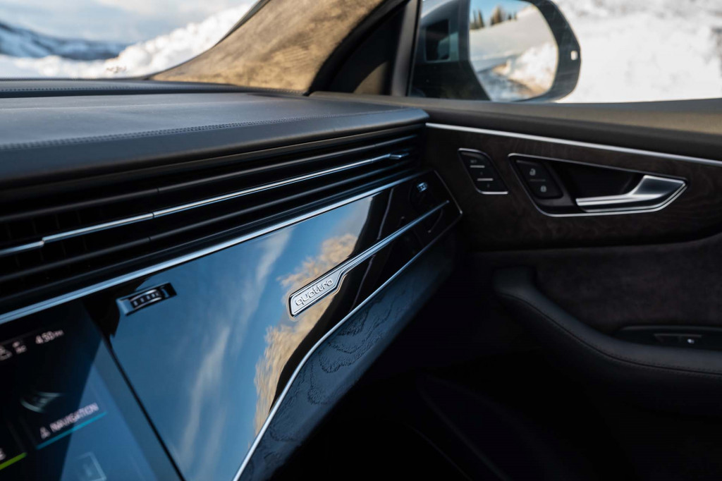 2019 Audi Q8, Park City to Telluride