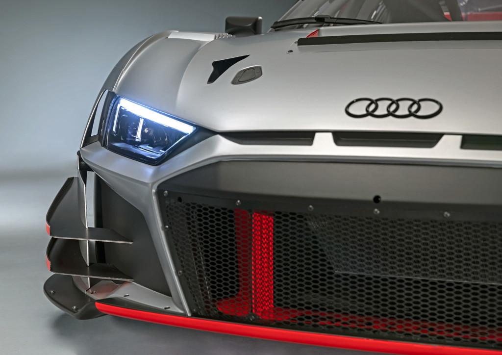 Slikovni rezultat za Updates to Audi R8 previewed by 2019 LMS race car