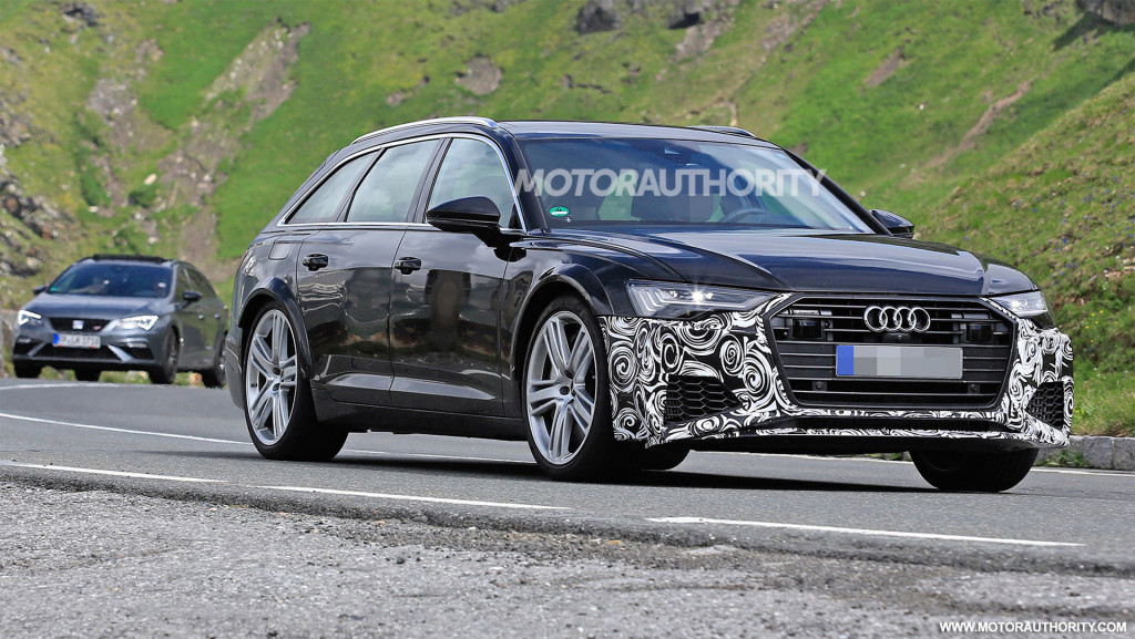 Decision To Bring Audi Rs 6 A6 Avant To Us Coming Soon