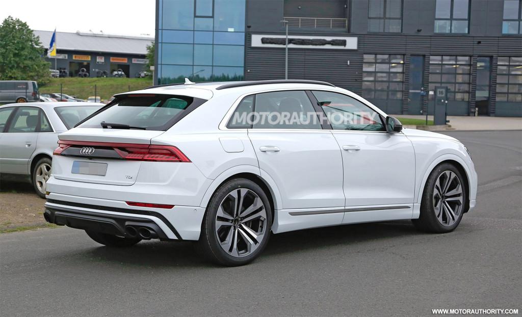 2019 Audi Sq8 Spy Shots And Video Autozaurus