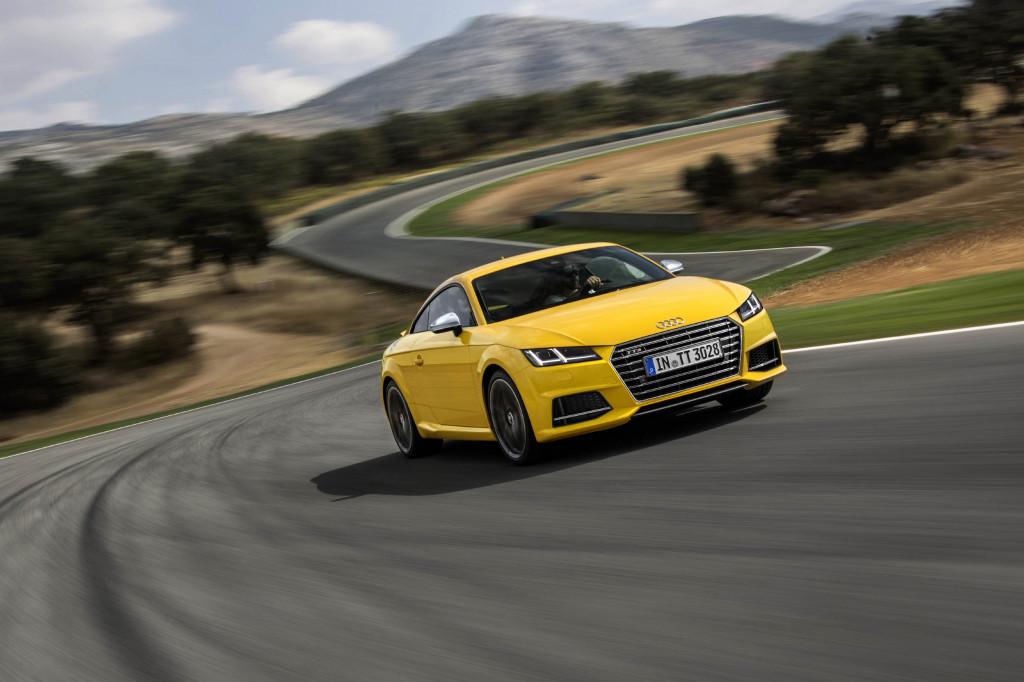 Audi TT is dead, electric successor inbound