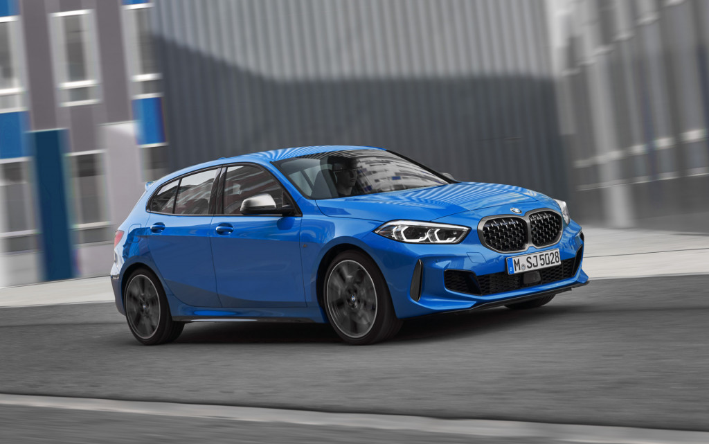BMW 1-Series to spawn i1 EV