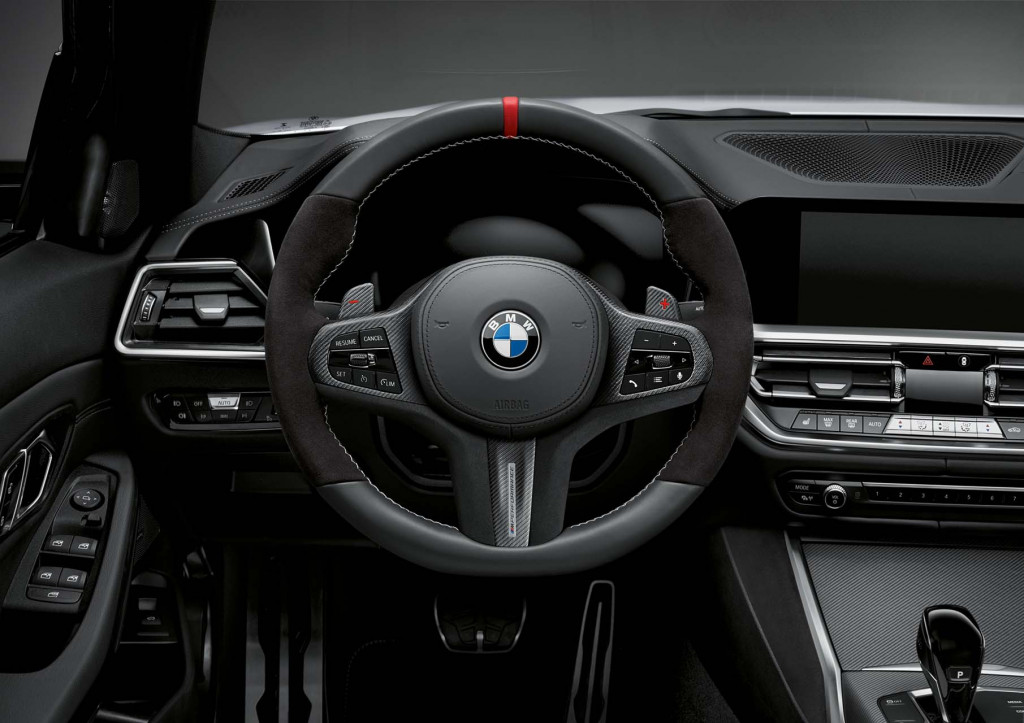bmw 3 series 2019 m performance interior,
