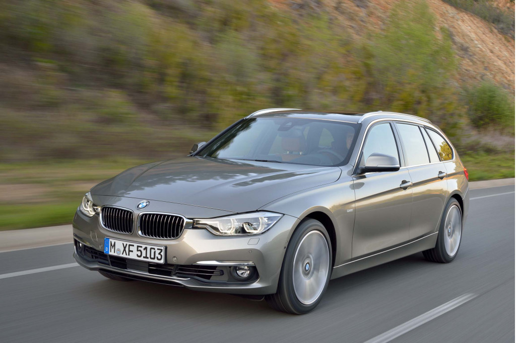 2019 BMW 3-Series Wagon