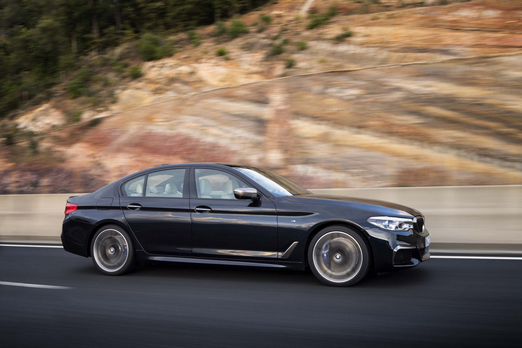 New And Used Bmw 5 Series Prices Photos Reviews Specs The Car Connection