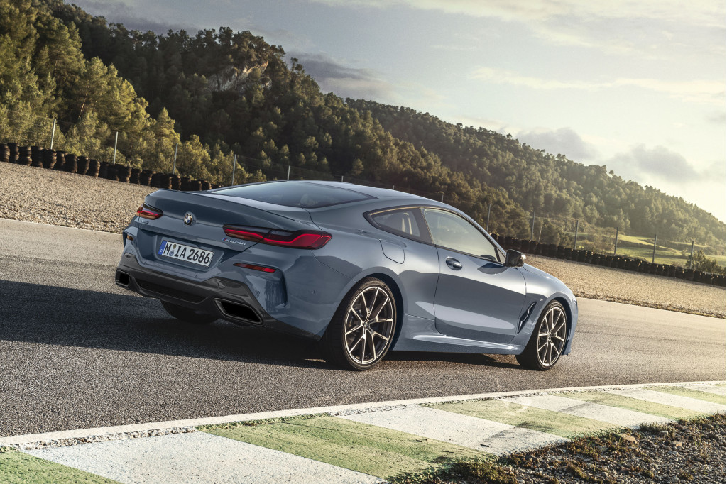 2019 BMW 8-series coupe: return of the bodacious 'Bahnstormer