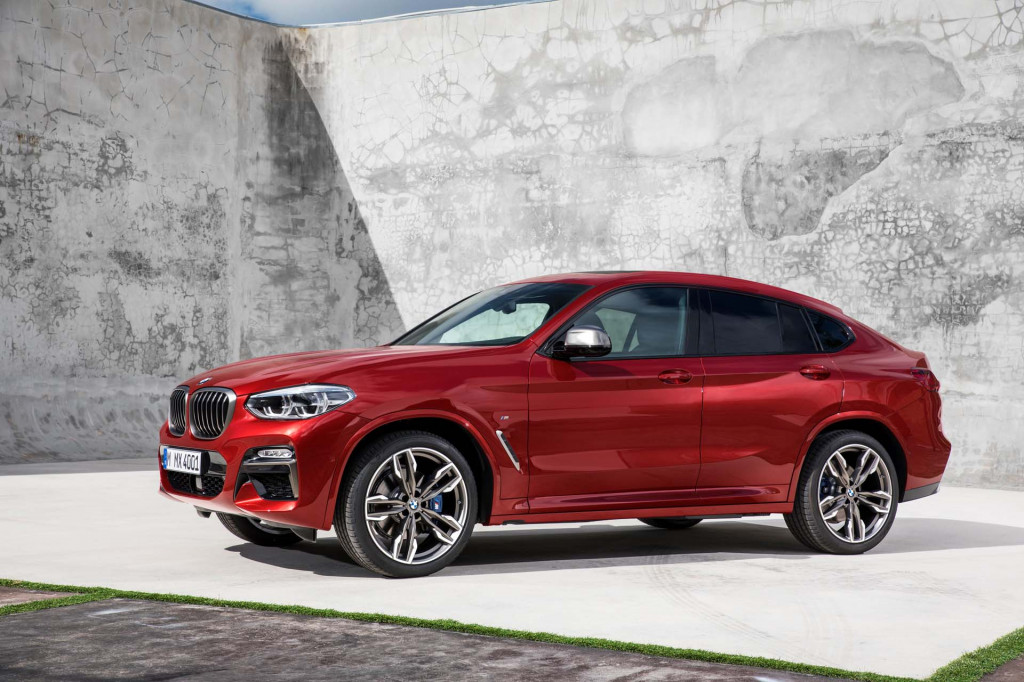 2019 BMW X4 luxury SUV revealed, starts at more than $51,000
