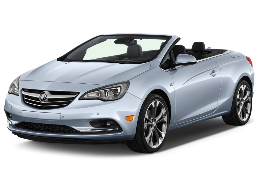 2019 Buick Cascada Review Ratings Specs Prices And Photos The Car Connection