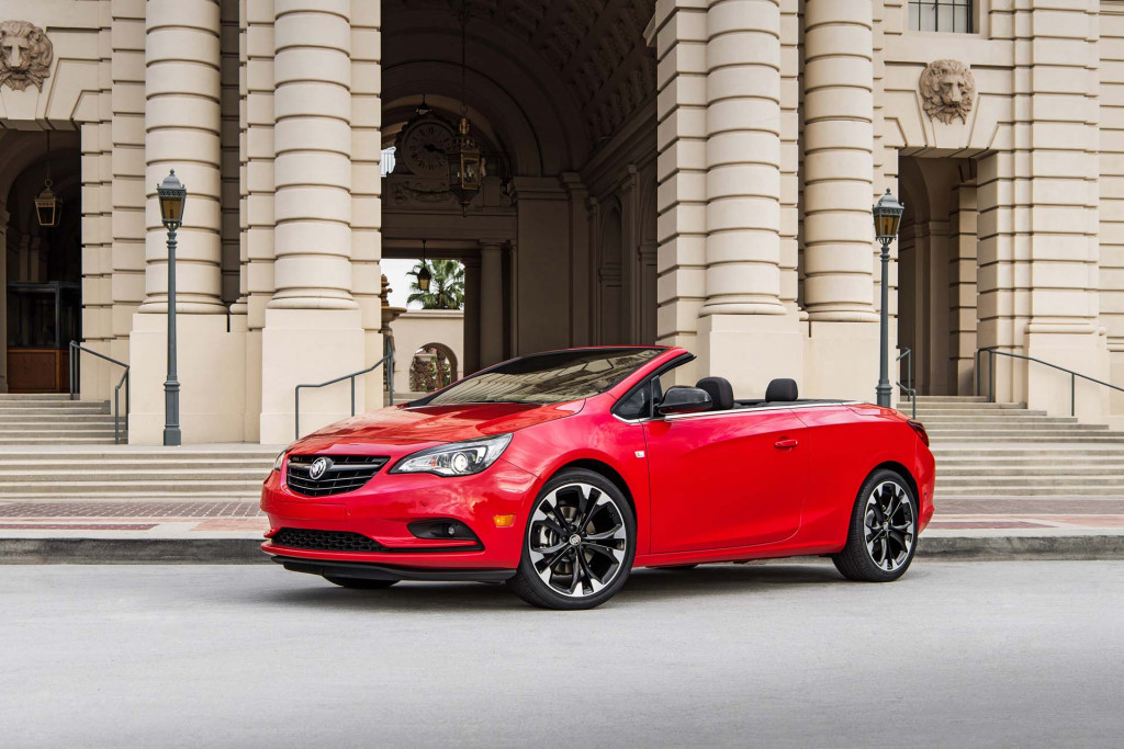 Buick Cascada on the chopping block as automaker scales back its car lineup