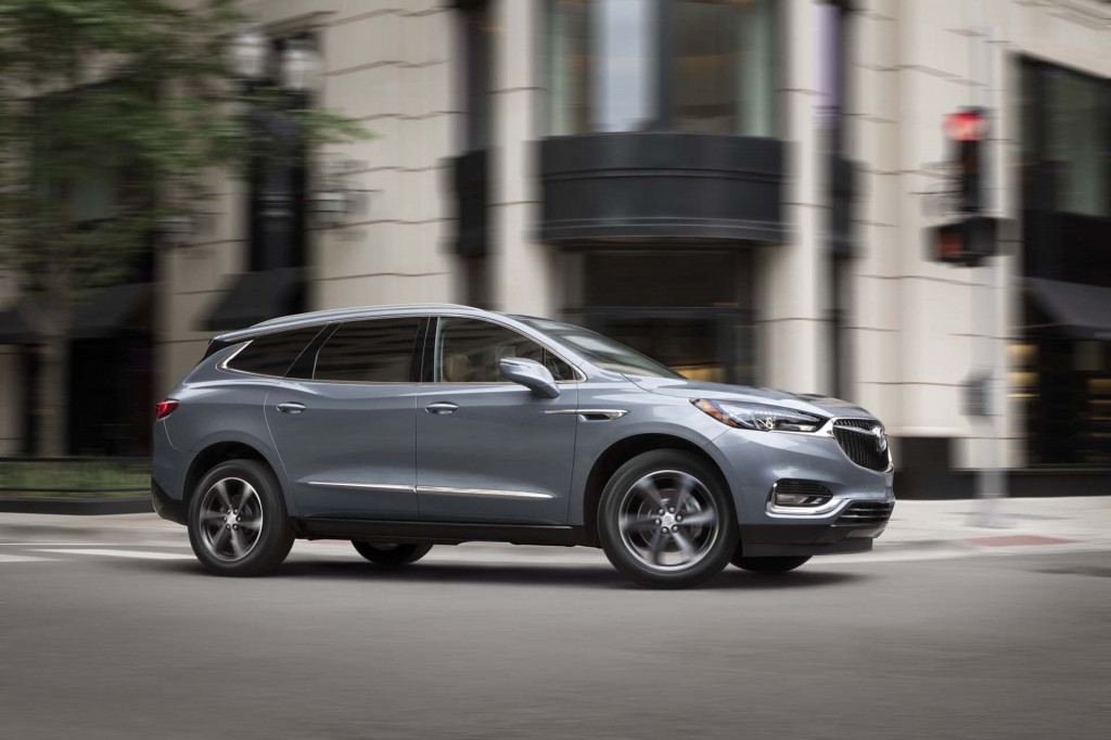 2019 Buick Enclave Review Ratings Specs Prices And Photos The Car Connection