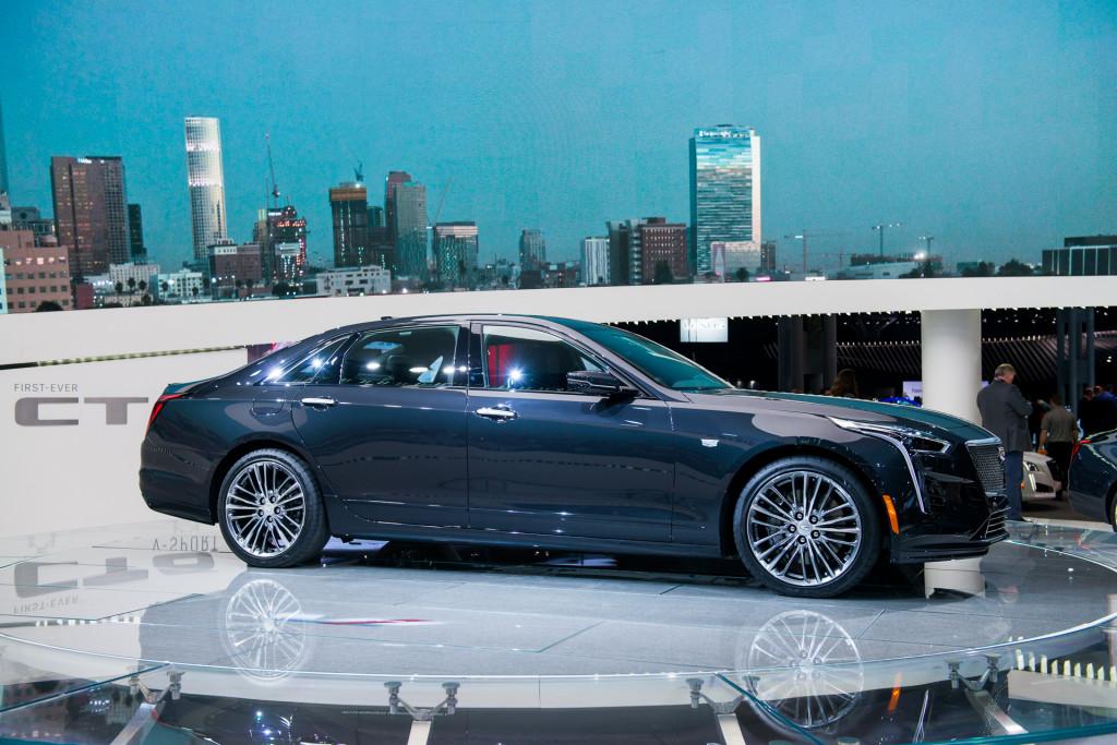Image 2019 Cadillac Ct6 2018 New York Auto Show Size