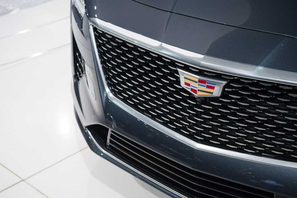 Head of GM Canada picked as new boss at Cadillac