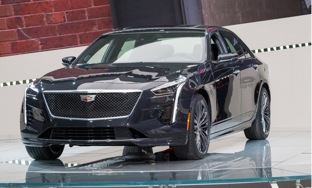 2019 Cadillac Ct6 Review Ratings Specs Prices And Photos