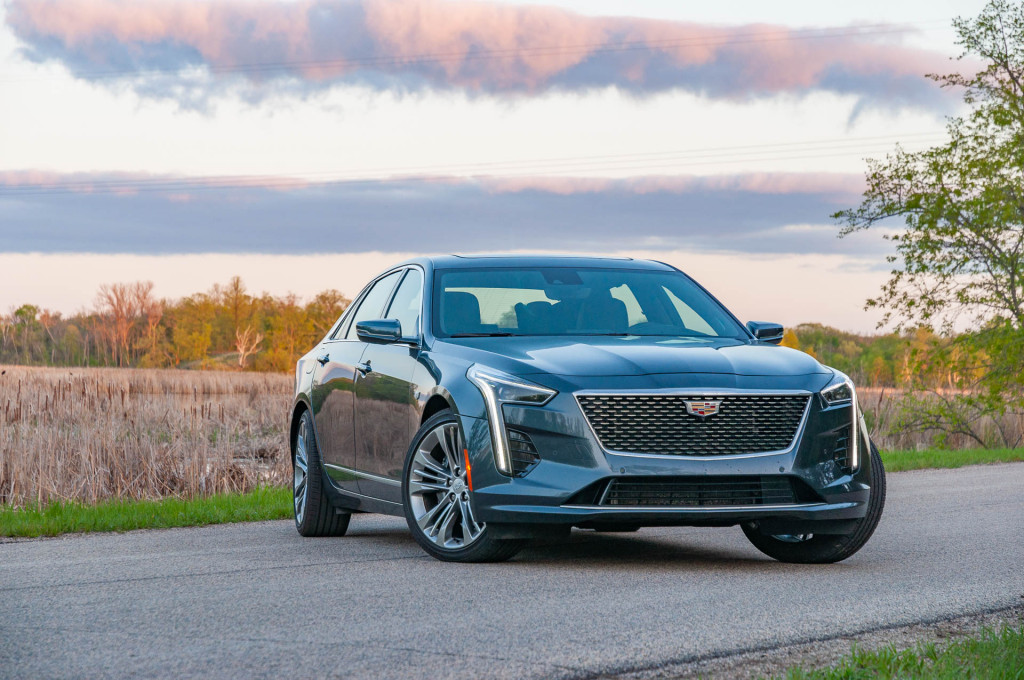 First drive review: The 2019 Cadillac CT6 is a glimpse of what could have been