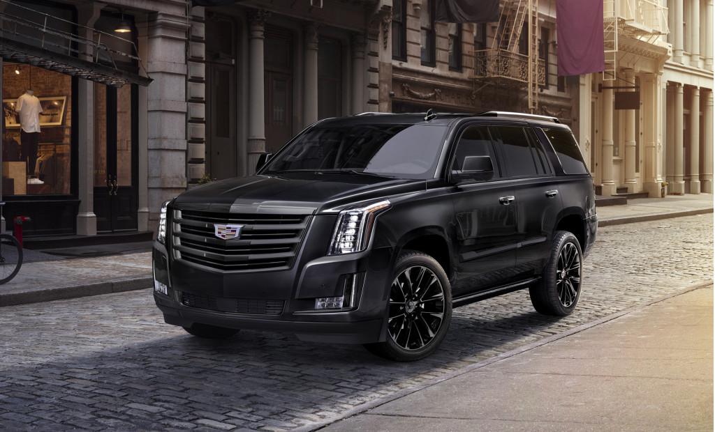 Cadillac Escalade Gets Sport Edition Treatment For 2019