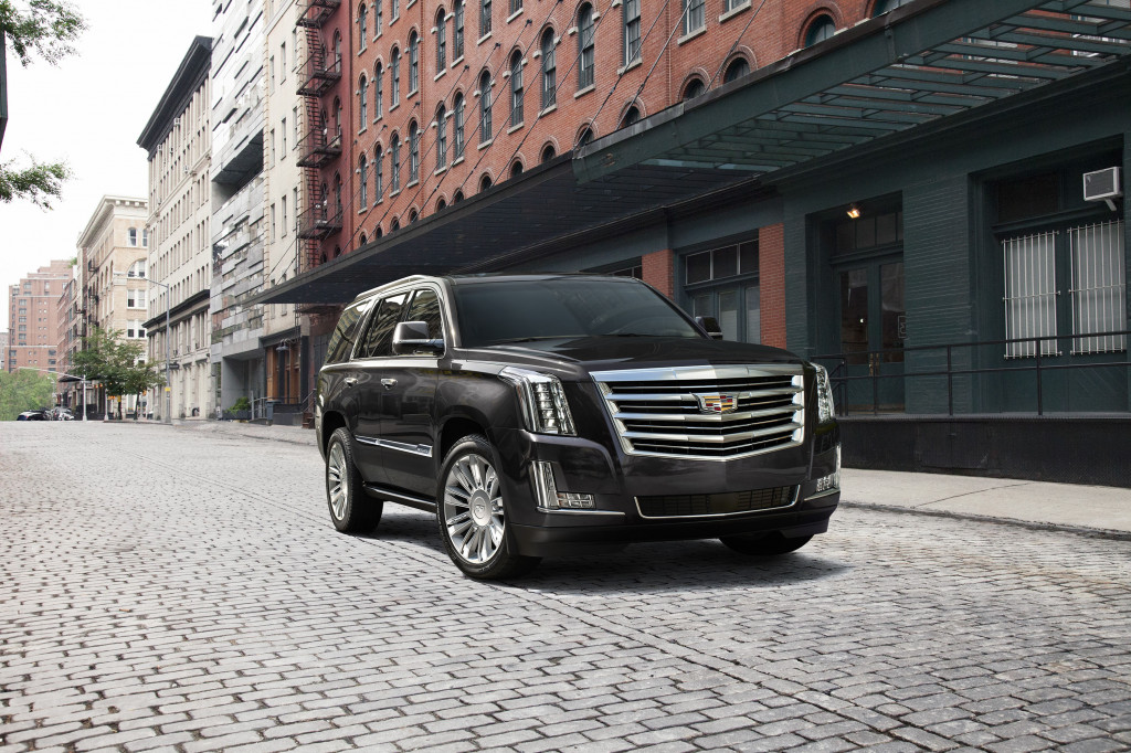 New And Used Cadillac Escalade Prices Photos Reviews Specs The Car Connection