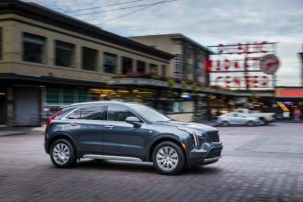 2019 Cadillac XT4 first drive review: Fashionably late, but a crossover to consider