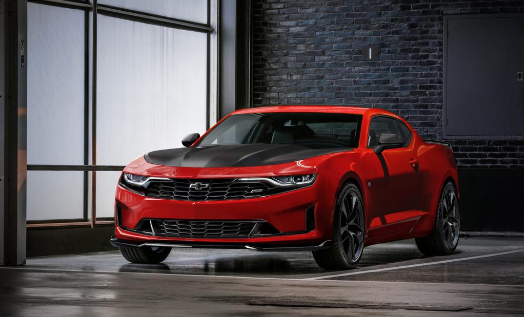 2019 Chevrolet Camaro preview
