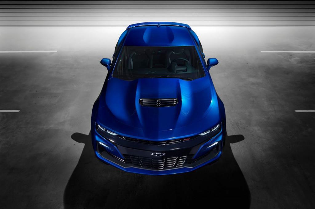 2019 Chevy Camaro SS, V-6 return worse fuel economy than 2018 models